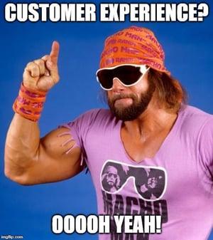 macho man randy savage meme customer experience