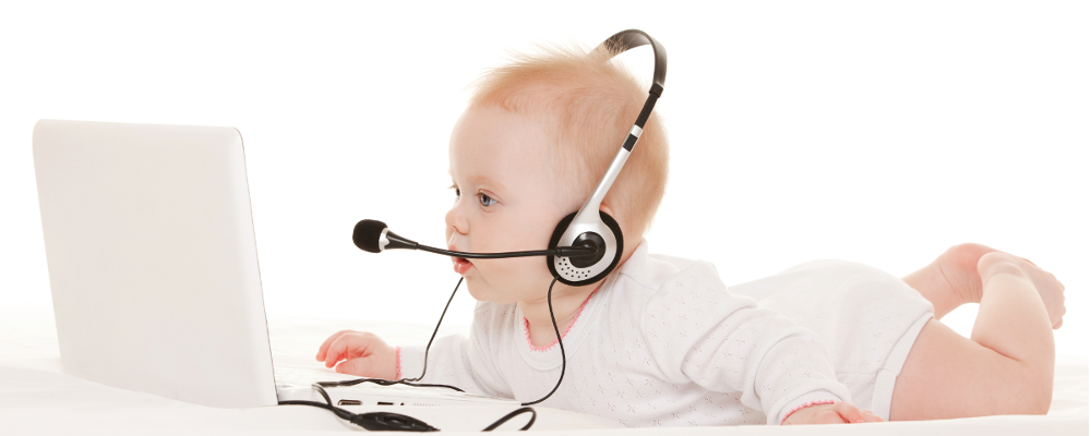 When I was a Baby Contact Center