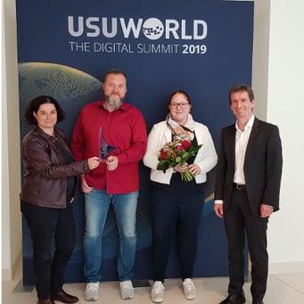 Preisträger Knowledge Award 2019