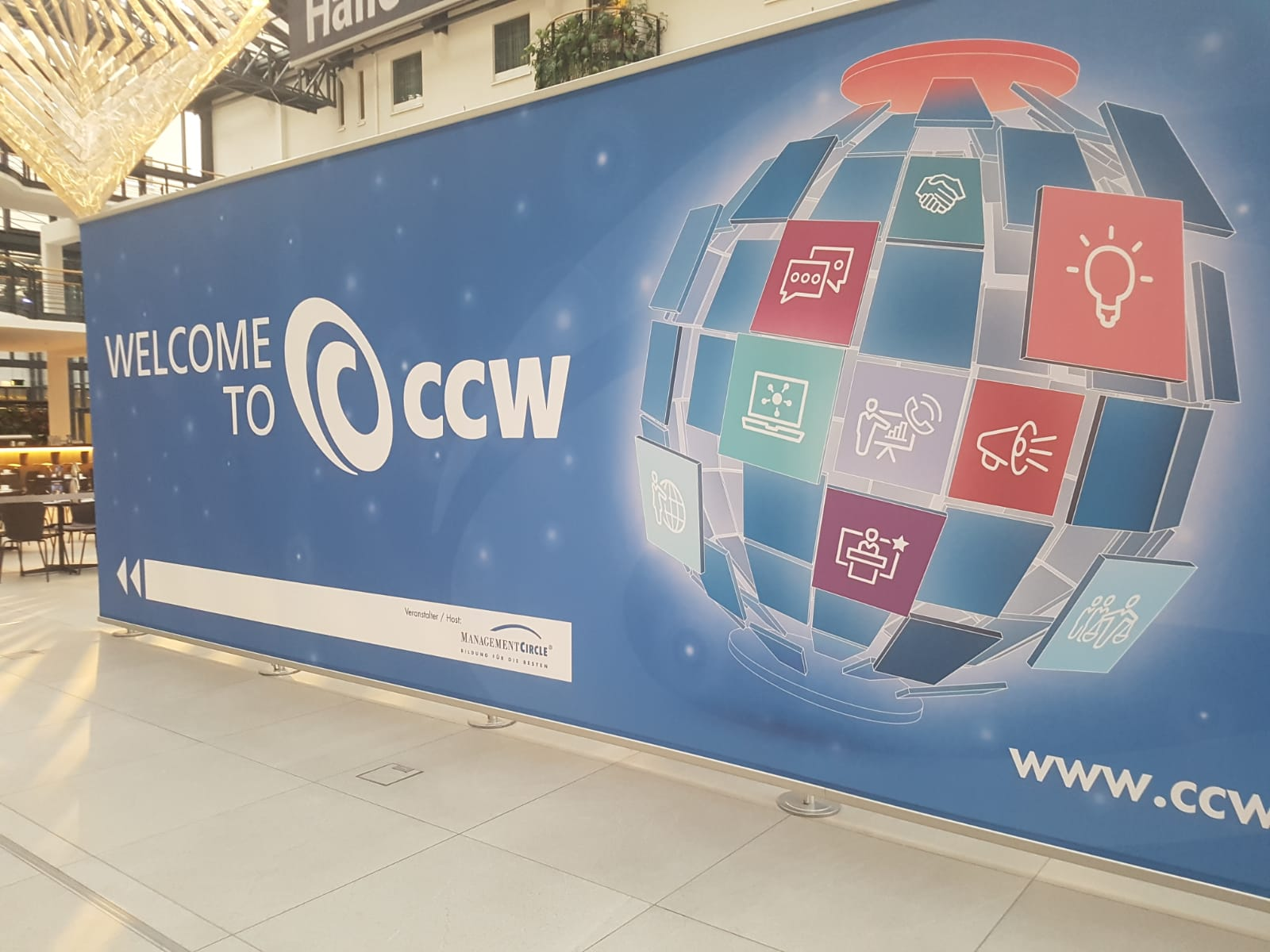 Hot Trends at Call Center World 2019