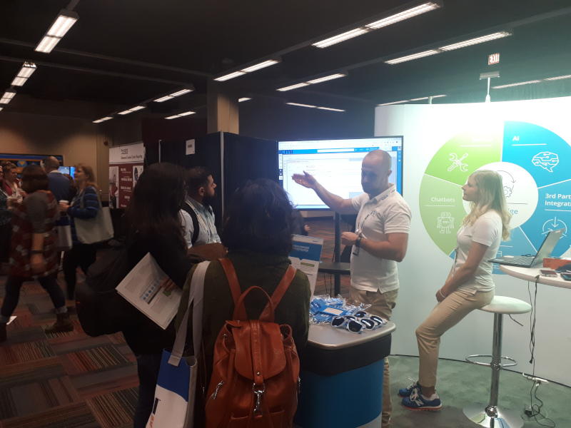 icmi connections 2019 booth demo