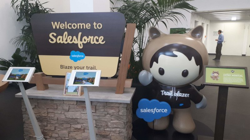 salesforce ISV partner event