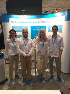 unymira Team at the CCW 2018