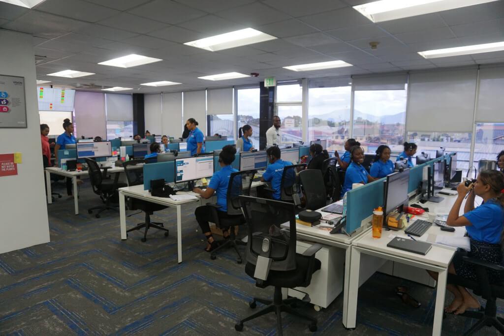 C&W Call Center