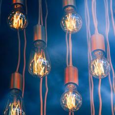 Glühbirnen als Wissensmanagement